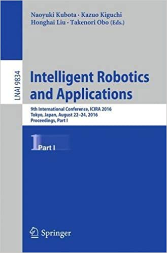 Intelligent Robotics and Applications: 9th International