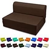 Best Red Folding Chairs - Sleeper Chair Folding Foam Bed Choose Color Review