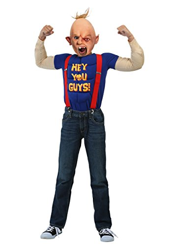 Sloth Costume The Goonies Halloween (Goonies Sloth Boy's Costume Medium)