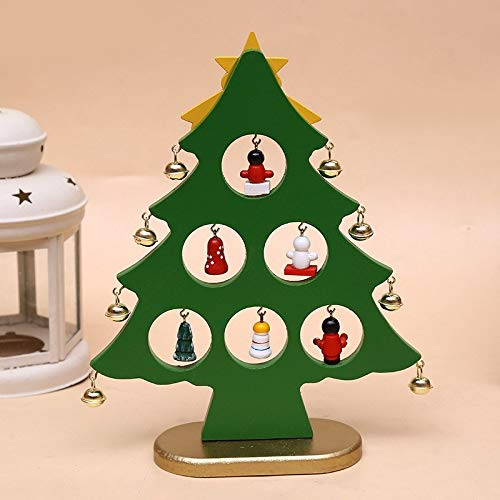 Bell Wooden - Unique Style Bell Design Wooden Christmas Tree Ornaments Diy Decor - Stamp Wall Topper Cake Marking Diamond Towels Heavy Nursery Green Beeswax Earring Quilting Cutter Mini Cooling