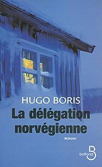 La délégation norvégienne par Boris