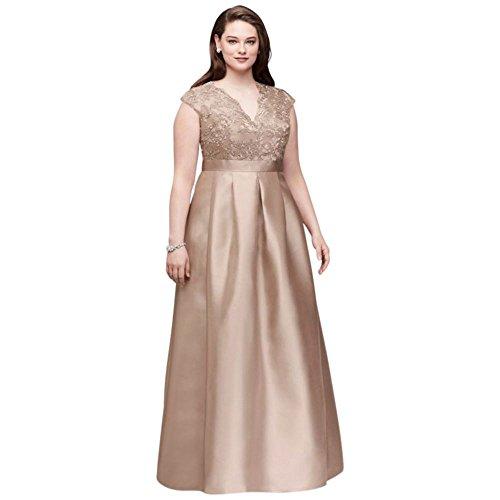 Amazon Plus Size Mother of the Bride Dresses
