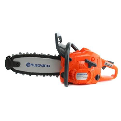 Husqvarna Kids Toy Play Set Chainsaw Hedge Trimmer Leaf Blower