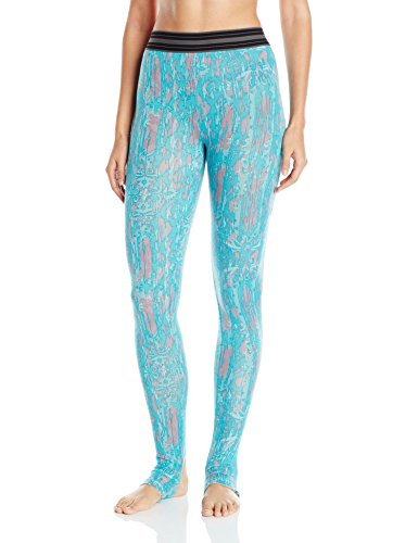 Honeydew Intimates Women's Story Teller Legging, Stained Glass Ornate, Large