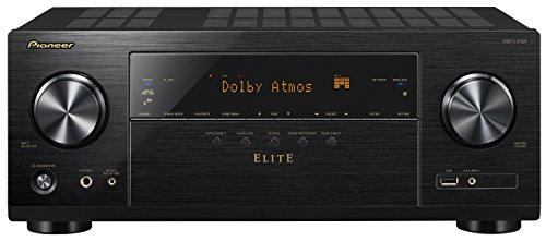 Elite VSX-LX101 3D Ready A/V Receiver - 7.2 Channel - Black