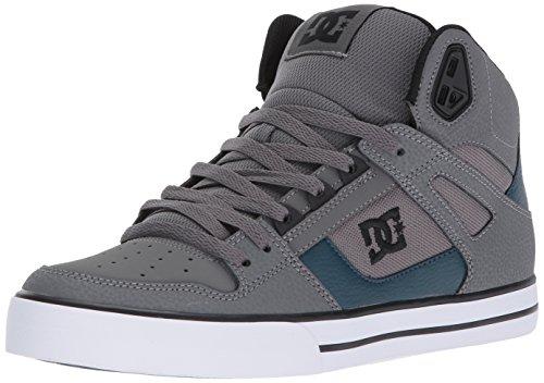 Grey Sportive Scarpe D0302523 Shoes Uomo Dc green