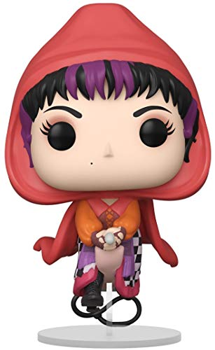 Funko- Pop Disney Hocus Pocus-Mary Flying Figura Coleccionable, Multicolor (49141)
