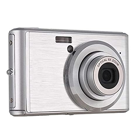 18 Million 6x Optical Zoom Telescopic Lens With Macro Digital Camera 2.4 Inch St Foto & Camcorder