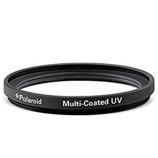 Polaroid PLFILUV58 multi coated UV filter 58mm (Black) (Packaging May Vary) (B003USVBTS) | Amazon Products