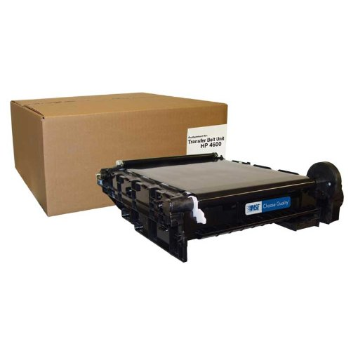 Premium Laser Printer Toner for HP Q3675A Transfer Belt Quality Guaranteed - Compatible with HP Laser Printers Color LaserJet 4600, Color LaserJet 4600 dn, Color LaserJet 4600 dtn, Color LaserJet 4600 hdn, Color LaserJet 4600 n, Color Laserjet 4610N, Color LaserJet 4650, Color LaserJet 4650 dn, Color LaserJet 4650 dtn, Color LaserJet 4650 hdn, Color LaserJet 4650 n