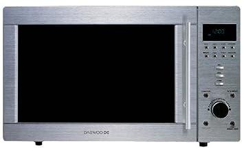 Daewoo KOC1B4K Triple Heating Convection Oven, 1000 Watt, 34 Litre