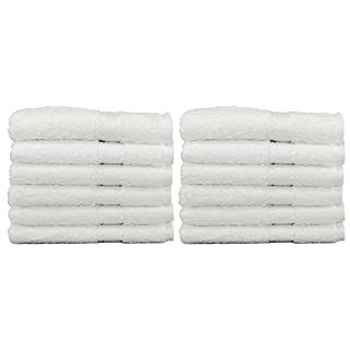 Linum Home Textiles Luxury Hotel Collection 100% Turkish Cotton Terry Washcloths (Set of 12) (B003U22XX2) | Amazon price tracker / tracking, Amazon price history charts, Amazon price watches, Amazon price drop alerts