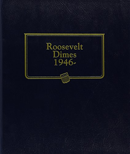 Roosevelt Dimes, 1946-2012 Whitman Coin Album ()