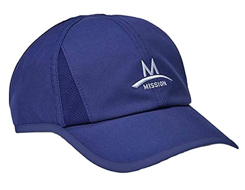 (Mission Enduracool Cooling Lifestyle Hat, Navy)