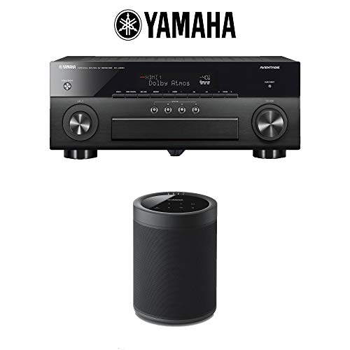 Yamaha RX-A1070 Network AV Receiver with WXA-50 MusicCast