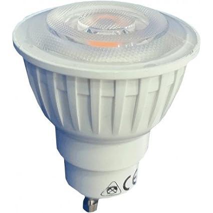Alverlamp LG005 - Lámpara led dicroica cob 7w gu10 2700k
