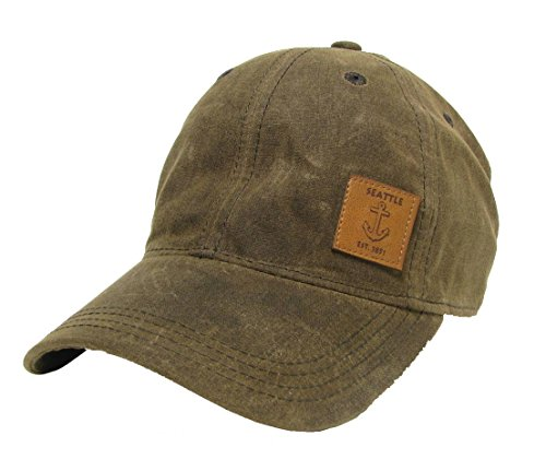 Legacy Seattle Waxed Cotton Twill Hat | Pacific Northwest