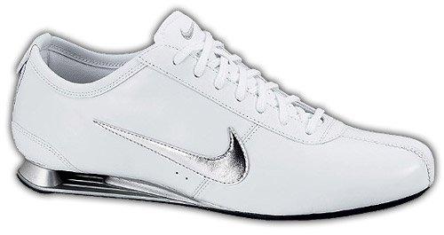 0bb00718abc4d4 Nike Sneakers Uomo Shox Rivalry 316317 106 - Colore - Bianco