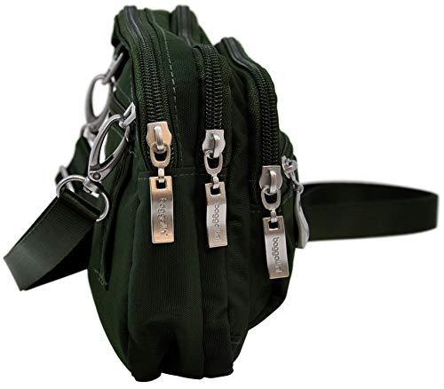 Triple Juniper baggallini Triple Zip Crossbody Crossbody Zip Juniper baggallini wqS6Tqg