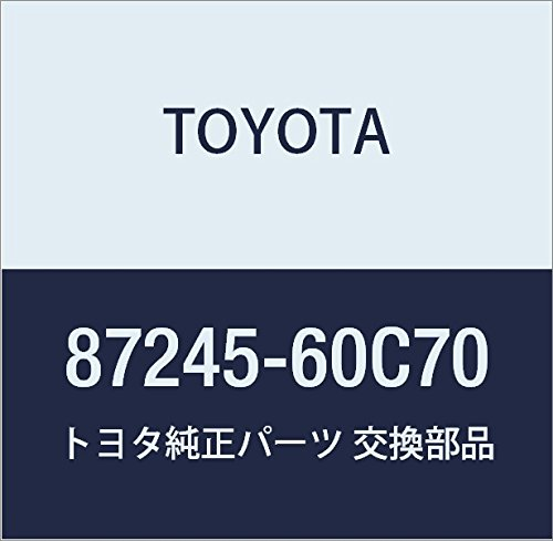 Toyota 87245-60C70 HVAC Heater Hose