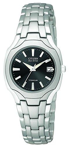 Citizen Women's EW1400-53H Eco-Drive Titanium Watch