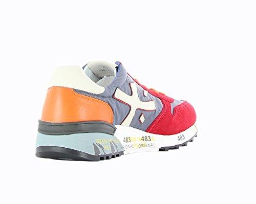 Premiata MICK1281 Premiata Sneaker Grigio 41 Uomo
