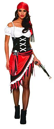 Sexy Pirate Vixen Costume for Women (Medium) -