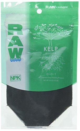 RAW Kelp 2 oz Fertilizer Npk
