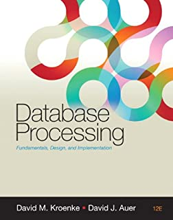 Amazon database processing fundamentals design and database processing 12th edition fandeluxe Choice Image