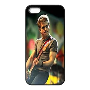 T-TGL(RQ) Iphone 5 5G 5S Custom Phone Case Hunter Hayes with Hard Shell Protection