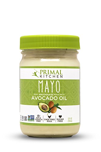 Primal Kitchen   Avocado Oil Mayo  See Cold Weather Notice Below   Gluten And Dairy Free  Whole30 And Paleo Approved  12 Oz