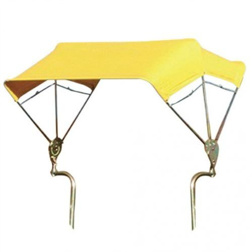 (All States Ag Parts SNOWCO 3-Bow Tractor Canopy with Frame Fender Mount 48