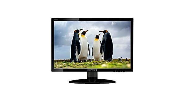 eurowebb pantalla PC 18.5 LED 16: 9 VGA – Pantalla ordenador: Amazon.es: Electrónica