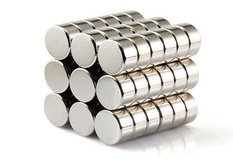 Lot de 10 aimants n/éodymes N52 disque 20x10 mm Aimants ultra forts Super-aimant en n/éodyme Aimant permanent Magnet permanent ultra fort Magnetastico/®
