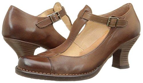 Rococo De Mujer Zapatos Vestir cuero 861 Neosens Marrón 16qTwRq