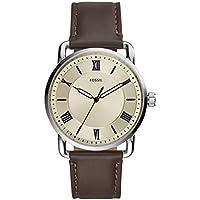 Deals on Fossil Mens Copeland Stainless Steel Quartz Watch FS5661