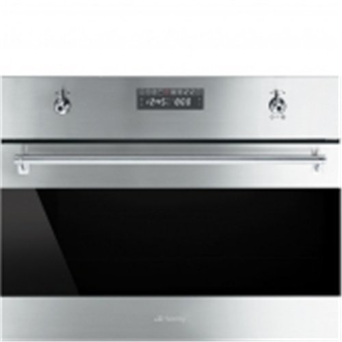 Smeg S45MCX3 Integrado 34L 1000W Acero inoxidable ...
