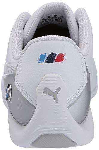 PUMA Unisex-Child BMW MMS Drift Cat 8 Sneaker