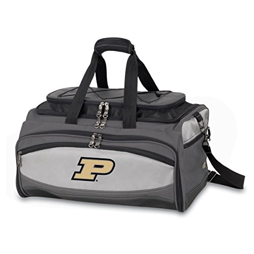NCAA Purdue Boilermakers Buccaneer Tailgating Cooler with Grill by PICNIC TIME