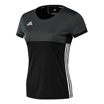 3f19277b445 adidas T16 Womens Climacool SS Tee: Amazon.co.uk: Clothing