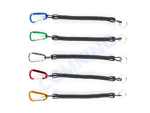 5x-Fishing-Lanyards-Boating-Kayak-Camping-Secure-Pliers-Lip-Grips-Tackle-Tools