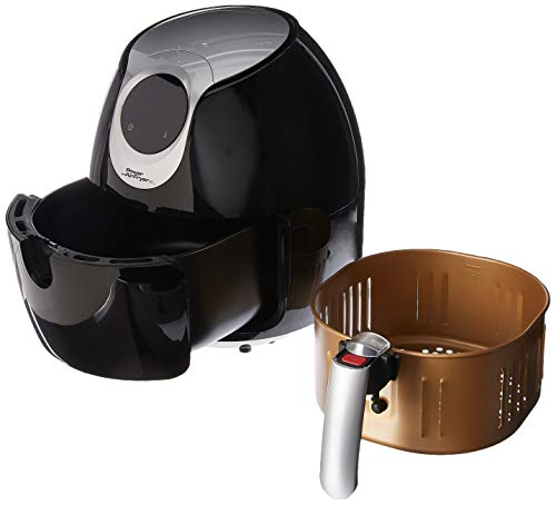 Power Air Fryer XL COMINHKPR129421 5.3 Quart, QT, Black