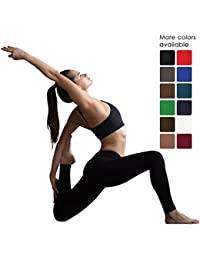 Solid Brushed Signature Leggings Soft/Strong Tension...