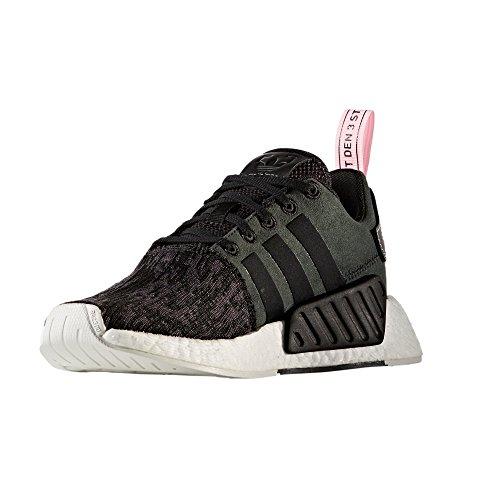 Adidas Original Nmd_r2 Sneaker Boost-technologie Für Herre. Adidas Original Nmd_r2 Sneaker Boost Teknologi For Mænd. Sneaker Sort/rosmar Sneaker Sort / Rosmar QpjxUA6Xz