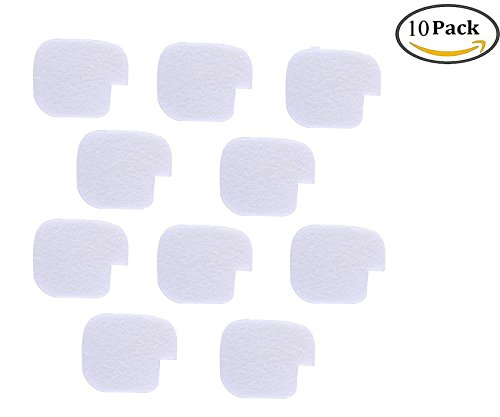 Poulan Air Filter - Podoy 530057925 Air Filter for Poulan P3314WS P3314 P3314WSA P3816 P4018 P4018WT Gas Chainsaw (10 pack)