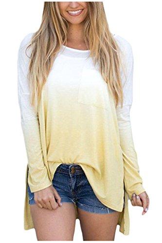 yellow tie dye - 7