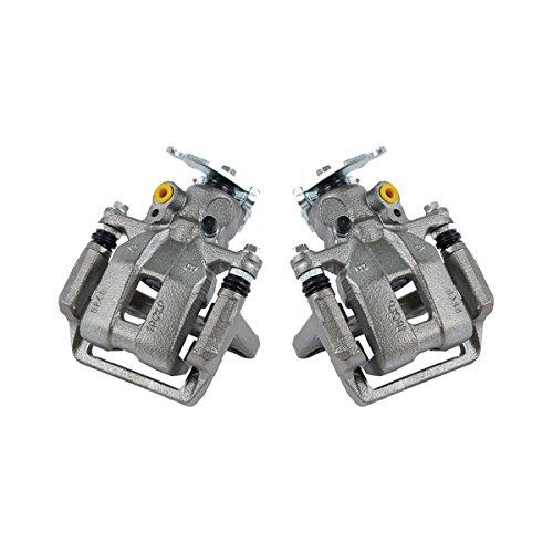 CKOE01012 [ 2 ] REAR Premium Grade OE Semi-Loaded Caliper Assembly Pair Set