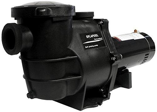 Pooline Products 12747 Inground Self Priming Pump, 1 HP by Pooline