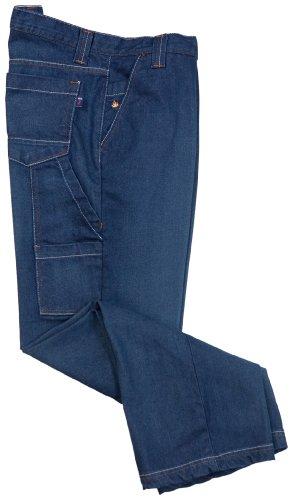 LAPCO P-INDC-34X30 13-Ounce Flame Resistant Carpenter Jeans