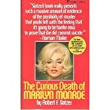 img - for Life and Curious Death of Marilyn Monroe by Slatzer, Robert F. (1982) Mass Market Paperback book / textbook / text book